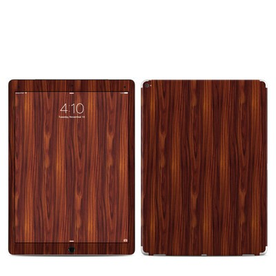 Apple iPad Pro 12.9 (1st Gen) Skin - Dark Rosewood