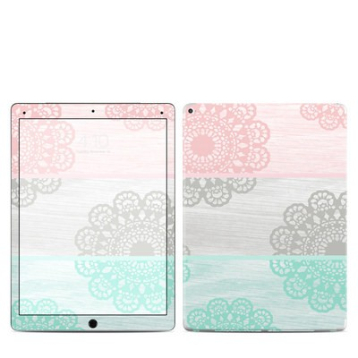Apple iPad Pro Skin - Doily
