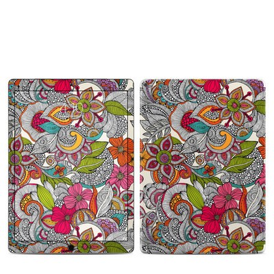 Apple iPad Pro 12.9 (1st Gen) Skin - Doodles Color
