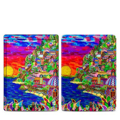 Apple iPad Pro 12.9 (1st Gen) Skin - Dreaming In Italian