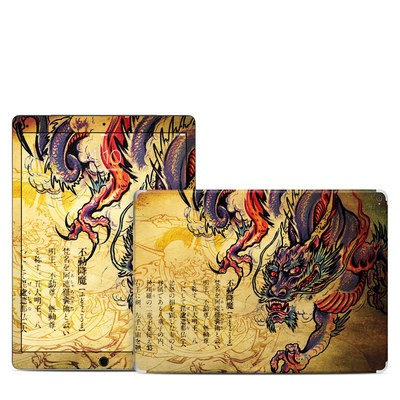 Apple iPad Pro Skin - Dragon Legend