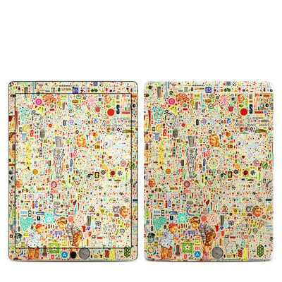 Apple iPad Pro Skin - Effloresce