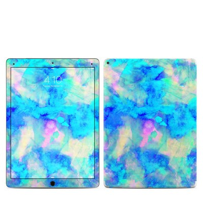 Apple iPad Pro 12.9 (1st Gen) Skin - Electrify Ice Blue