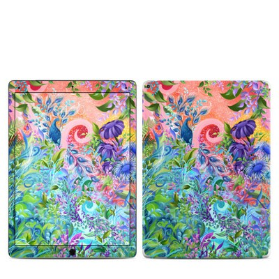 Apple iPad Pro Skin - Fantasy Garden