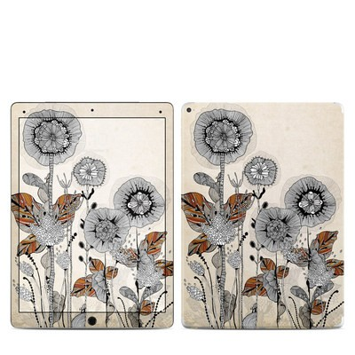 Apple iPad Pro Skin - Four Flowers