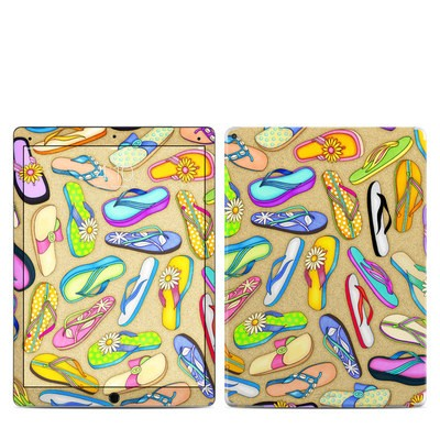 Apple iPad Pro 12.9 (1st Gen) Skin - Flip Flops