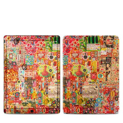 Apple iPad Pro 12.9 (1st Gen) Skin - Flotsam And Jetsam