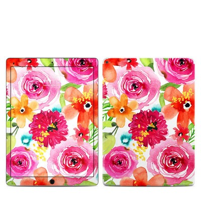 Apple iPad Pro 12.9 (1st Gen) Skin - Floral Pop