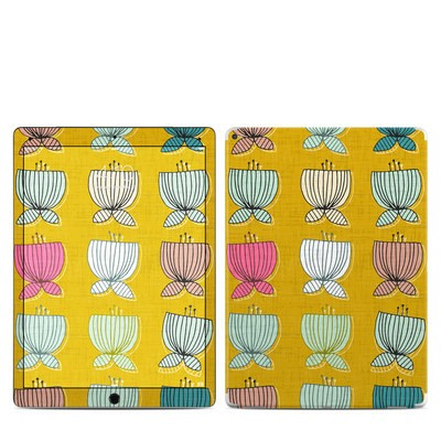 Apple iPad Pro Skin - Flower Cups