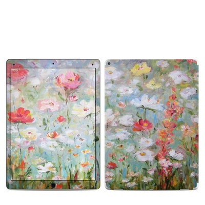 Apple iPad Pro 12.9 (1st Gen) Skin - Flower Blooms