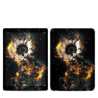Apple iPad Pro Skin - Flower Fury