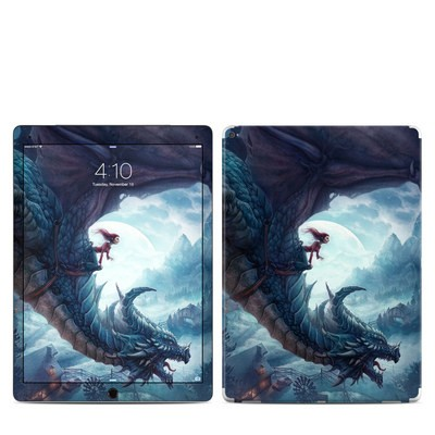Apple iPad Pro 12.9 (1st Gen) Skin - Flying Dragon