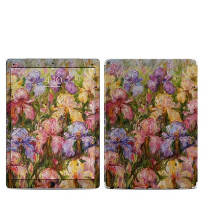 Apple iPad Pro Skin - Field Of Irises