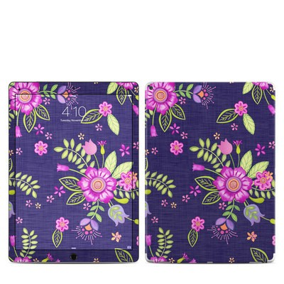 Apple iPad Pro 12.9 (1st Gen) Skin - Folk Floral