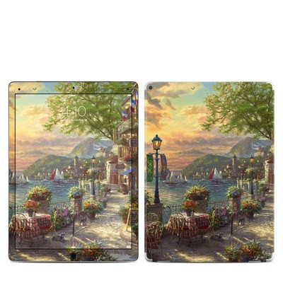 Apple iPad Pro 12.9 (1st Gen) Skin - French Riviera Cafe