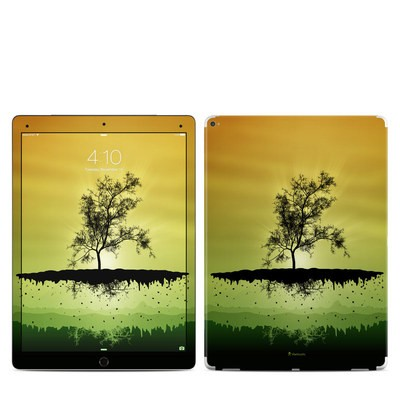 Apple iPad Pro Skin - Flying Tree Amber