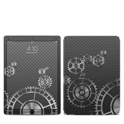 Apple iPad Pro 12.9 (1st Gen) Skin - Gear Wheel