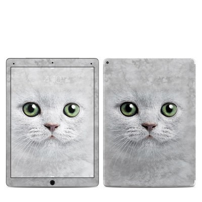 Apple iPad Pro 12.9 (1st Gen) Skin - Grey Kitty