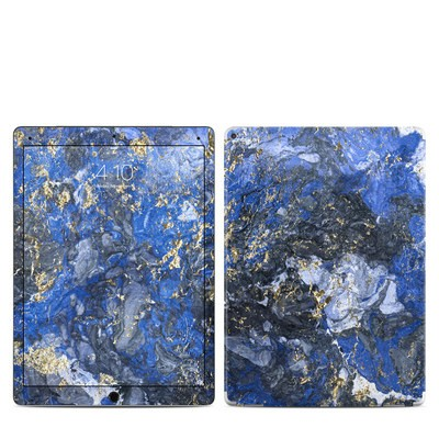 Apple iPad Pro 12.9 (1st Gen) Skin - Gilded Ocean Marble