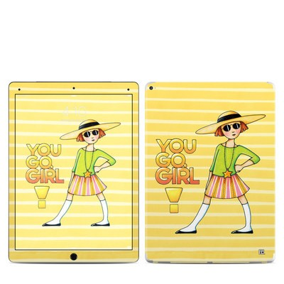 Apple iPad Pro Skin - You Go Girl