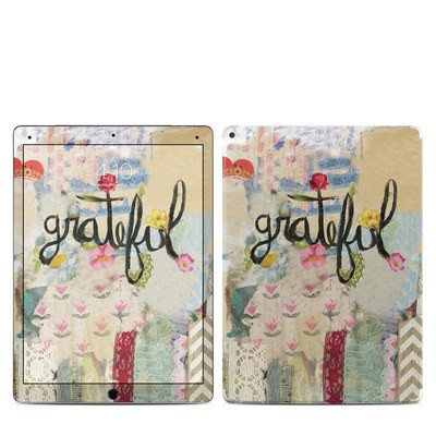 Apple iPad Pro Skin - Grateful