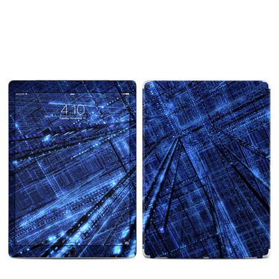Apple iPad Pro Skin - Grid