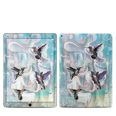 Apple iPad Pro 12.9 (1st Gen) Skin - Hummingbirds