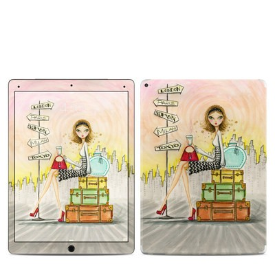 Apple iPad Pro 12.9 (1st Gen) Skin - The Jet Setter