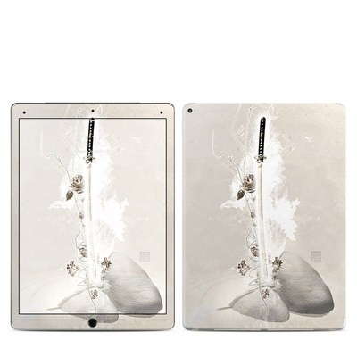 Apple iPad Pro Skin - Katana Gold
