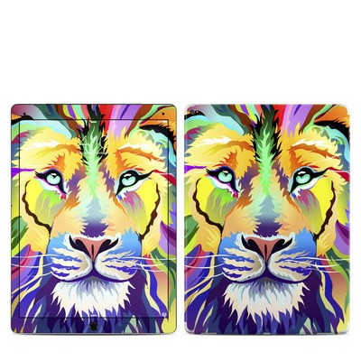 Apple iPad Pro Skin - King of Technicolor
