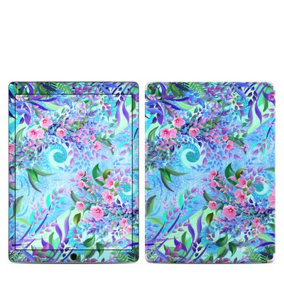 Apple iPad Pro 12.9 (1st Gen) Skin - Lavender Flowers