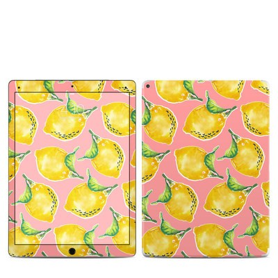 Apple iPad Pro Skin - Lemon