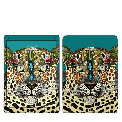 Apple iPad Pro Skin - Leopard Queen