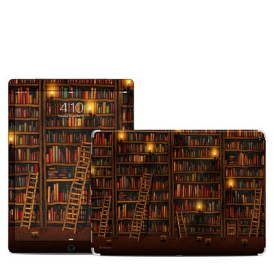 Apple iPad Pro 12.9 (1st Gen) Skin - Library