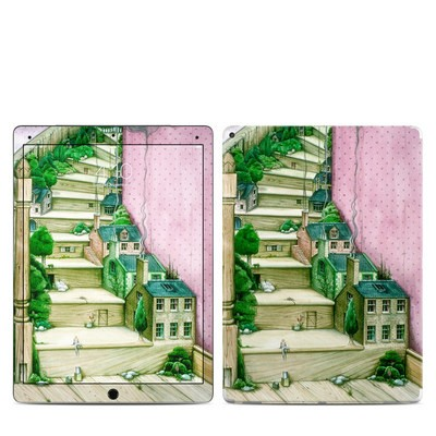 Apple iPad Pro Skin - Living Stairs