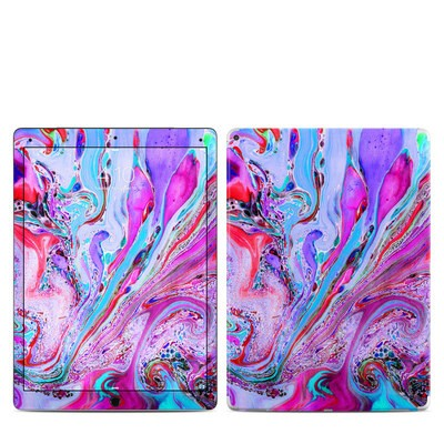 Apple iPad Pro 12.9 (1st Gen) Skin - Marbled Lustre