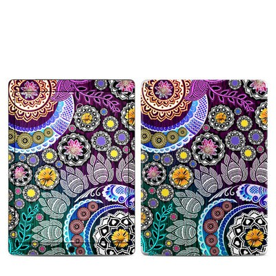 Apple iPad Pro Skin - Mehndi Garden