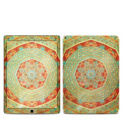 Apple iPad Pro 12.9 (1st Gen) Skin - Mandala Citrus