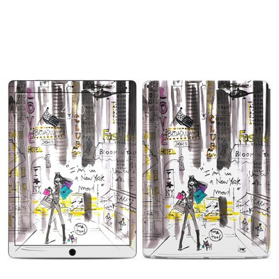 Apple iPad Pro Skin - My New York Mood