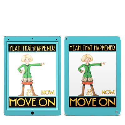 Apple iPad Pro Skin - Move On