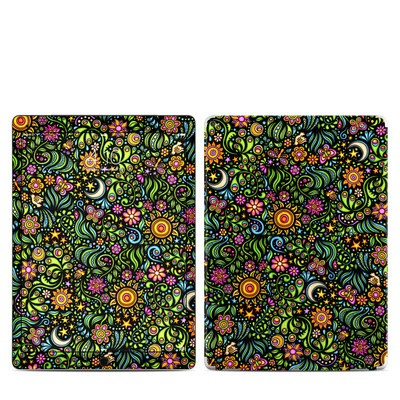 Apple iPad Pro 12.9 (1st Gen) Skin - Nature Ditzy