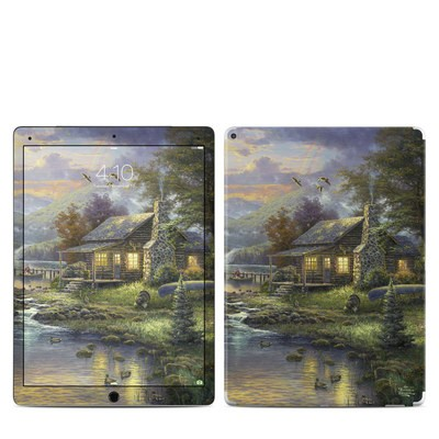 Apple iPad Pro Skin - Natures Paradise