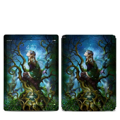 Apple iPad Pro Skin - Nightshade Fairy