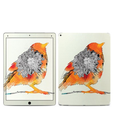 Apple iPad Pro Skin - Orange Bird