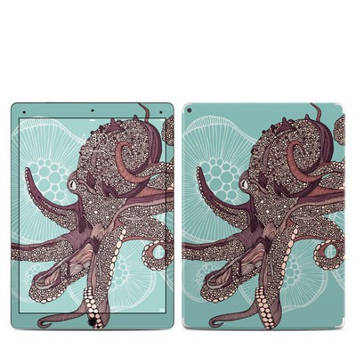 Apple iPad Pro 12.9 (1st Gen) Skin - Octopus Bloom