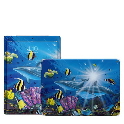 Apple iPad Pro 12.9 (1st Gen) Skin - Ocean Friends