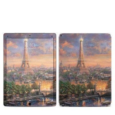 Apple iPad Pro Skin - Paris City of Love
