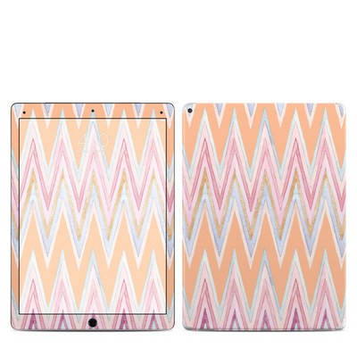 Apple iPad Pro Skin - Pastel Chevron