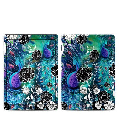 Apple iPad Pro Skin - Peacock Garden