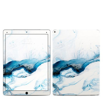 Apple iPad Pro 12.9 (1st Gen) Skin - Polar Marble